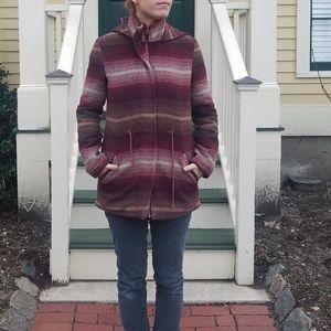 Prana Jackets & Coats - Striped Coat